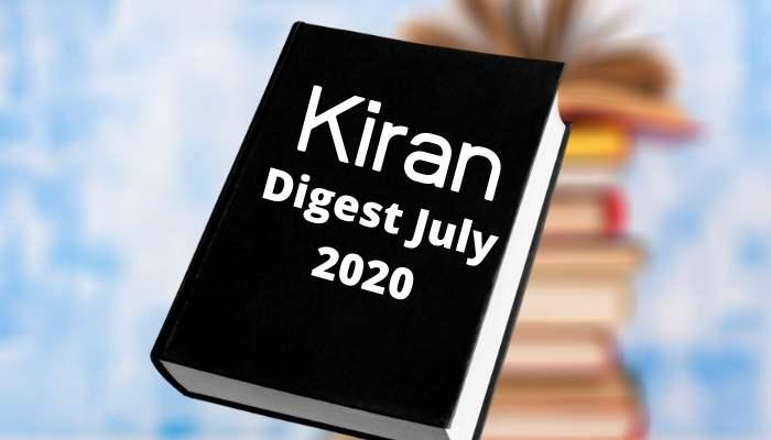 Kiran Digest July 2020
