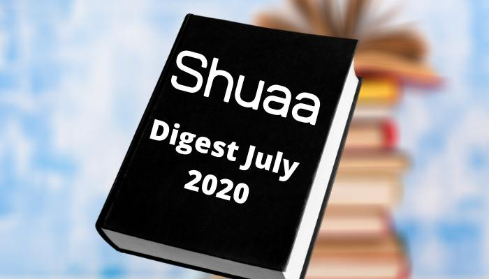 Shuaa Digest July 2020