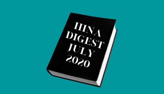 Hina Digest July 2020