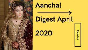 Aanchal Digest April 2020 Free Download