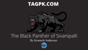 The Black Panther of Sivanipalli By Kenneth Anderson PDF Download