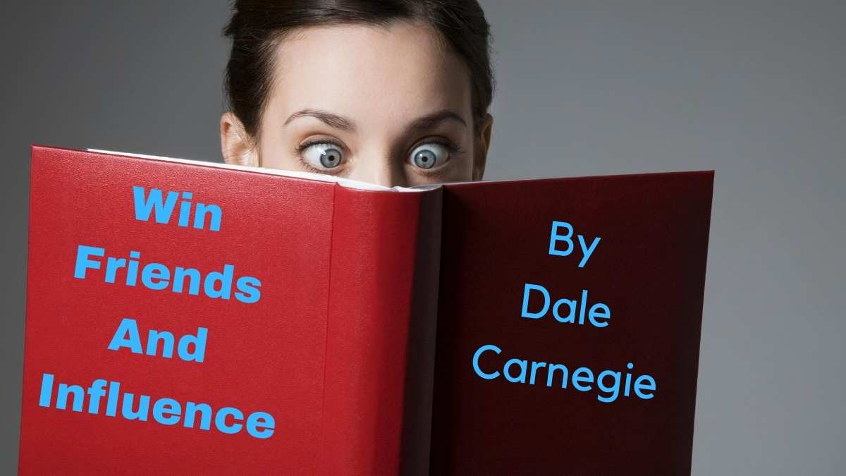 How To Win Friends And Influence People Pdf By Dale Carnegie Free Download