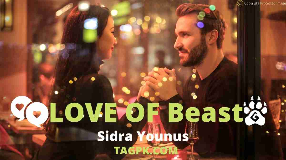 Love Of The Beast By Sidra Younas