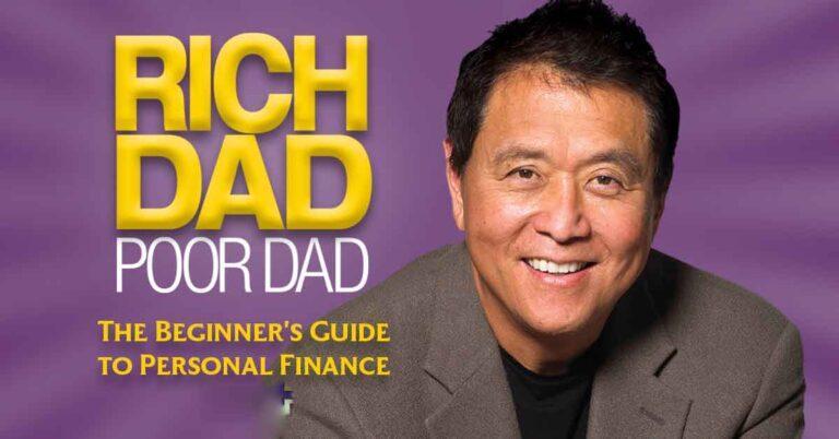 Rich Dad Poor Dad PDF