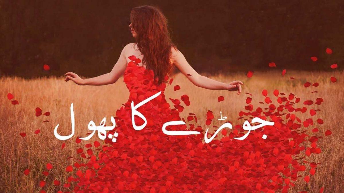 Joray Ka Phool Novel By Mohiuddin Nawab