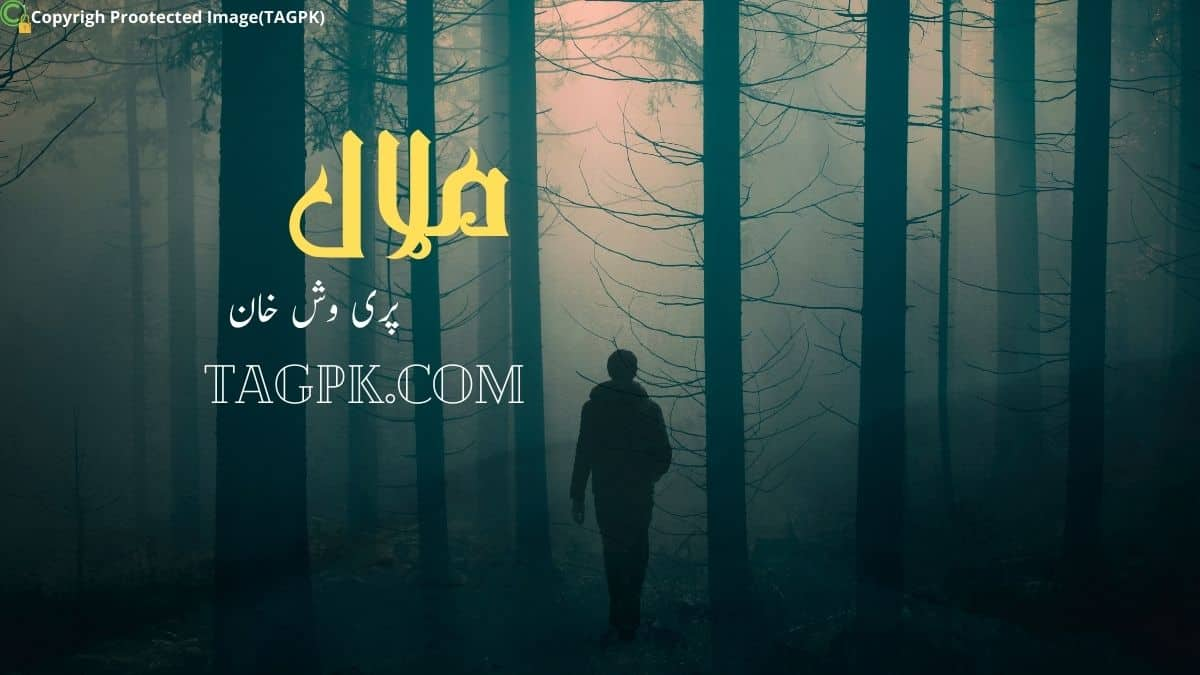 Malaal novel by Pariwash Khan Complete Download