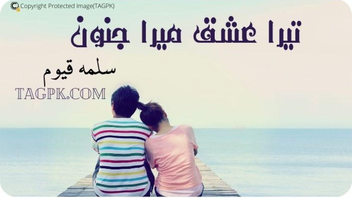 Tera Ishq Mera Junoon By Salma Qayyum Complete Novel