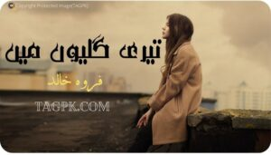 Read more about the article Teri Galiyon Mein By Farwa Khalid Complete Novel Download