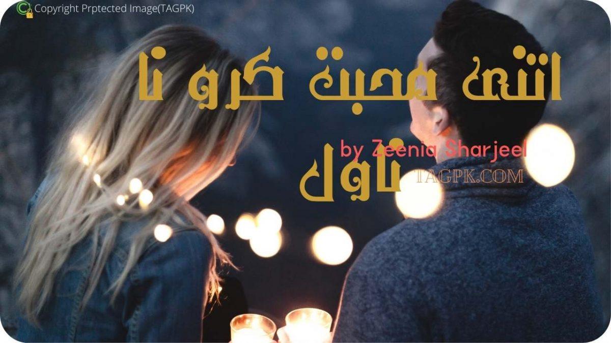 Itni Mohabbat Karo Na Novel by Zeenia Sharjeel