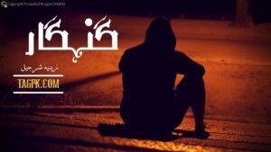Gunahgar by Zeenia Sharjeel Complete Novel Download