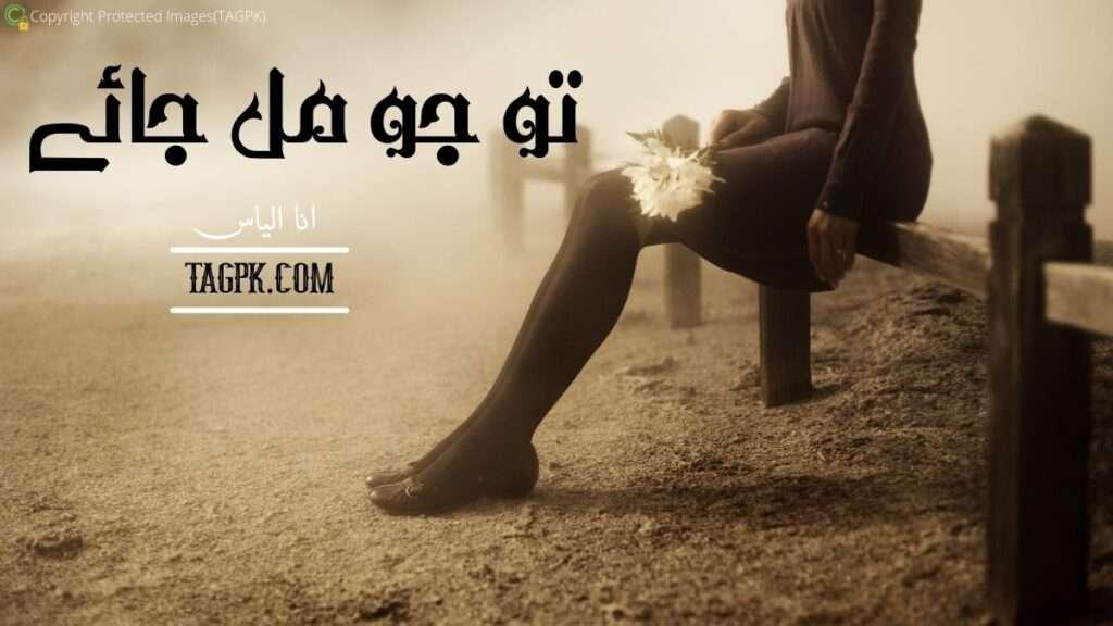 Tu Jo Mil Jaye by Ana Ilyas