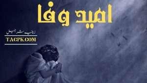 Read more about the article Umeed E Wafa By Zeenia Sharjeel Complete Novel PDF