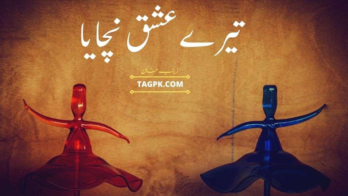 Teray Ishq Nachaya By Zaynab Khan Complete Novel PDF