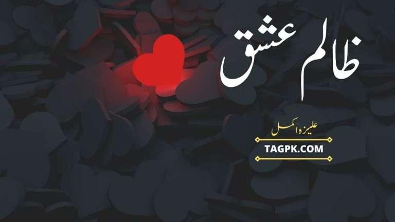 Zalim Ishq By Aleeza Akmal