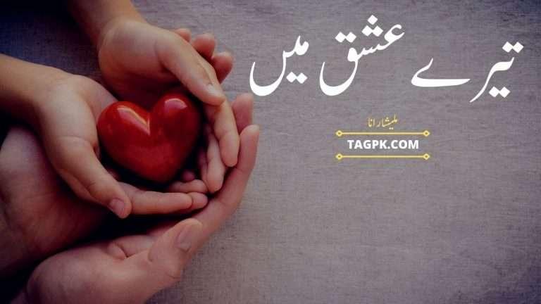Tere Ishq Main By Malisha Rana