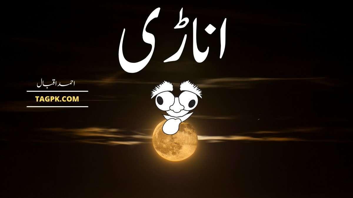 Anari By Ahmad Iqbal Complete Novel PDF Download