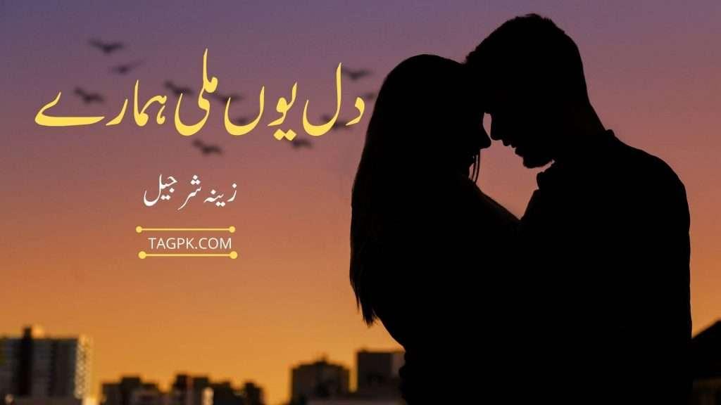 Dil Youn Mily Hamary By Zeenia Sharjeel
