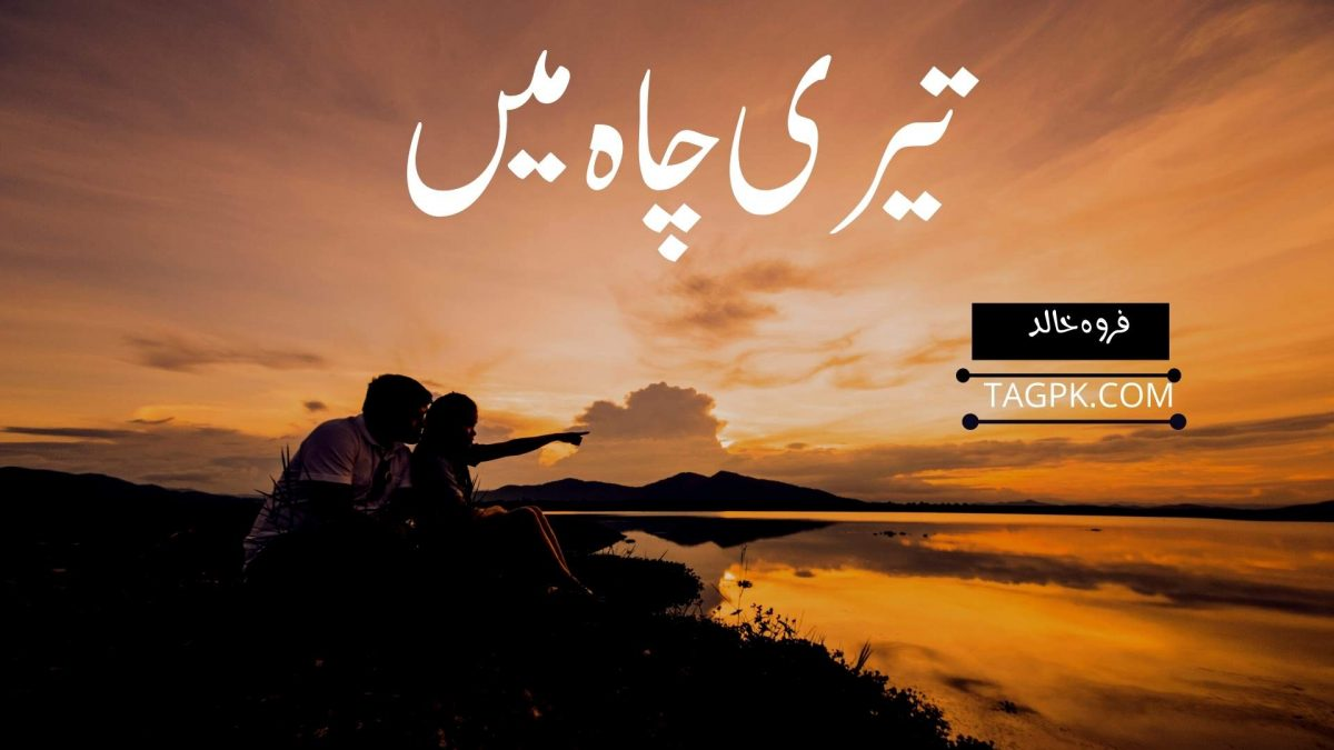 Teri Chah Mein By Farwa Khalid Complete Novel