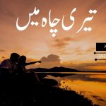 Teri Chah Mein By Farwa Khalid